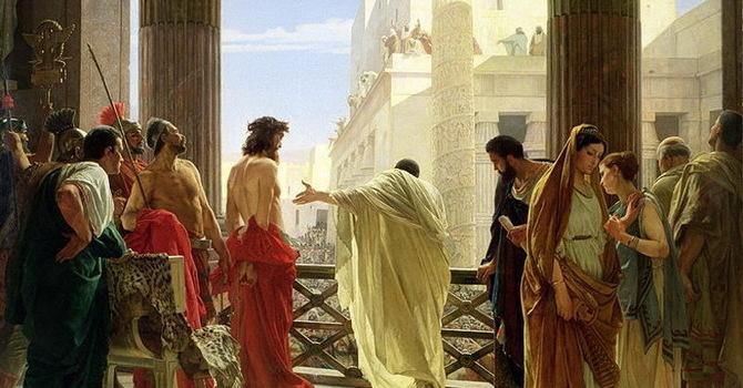 Lent Reading: Week 6, Day 3 (April 17 image