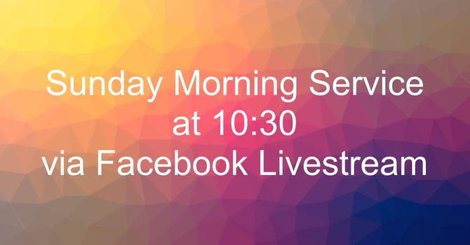 10:30 Live-Stream Bulletin & Watch Guide