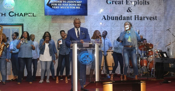CROSSOVER SERVICE 2019 image