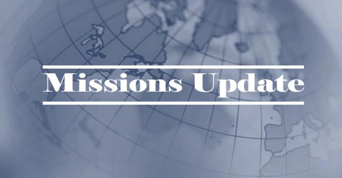 Mission Focus - Bruce & Jenny Hansen image