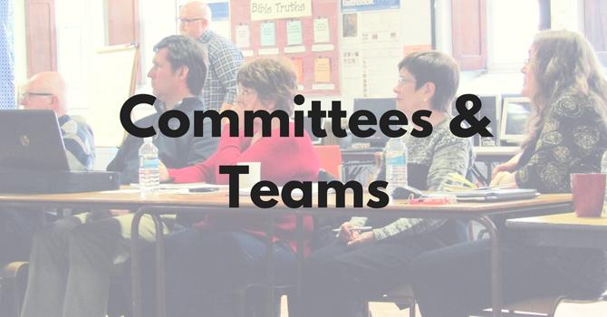 Committee & Teams