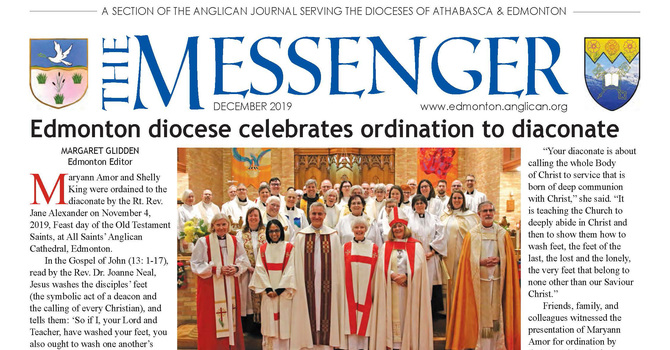 The Messenger December, 2019 image
