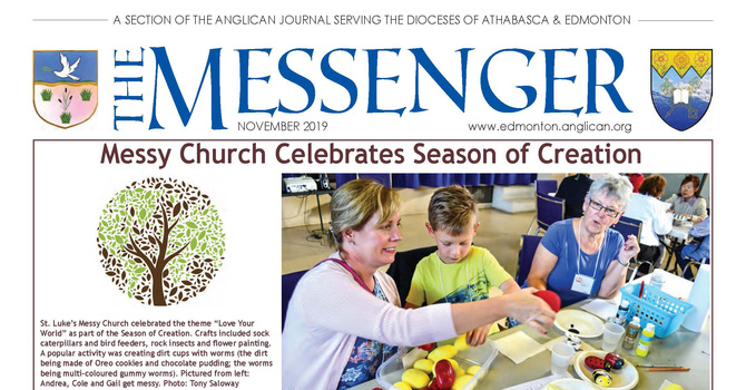 The Messenger November, 2019 image