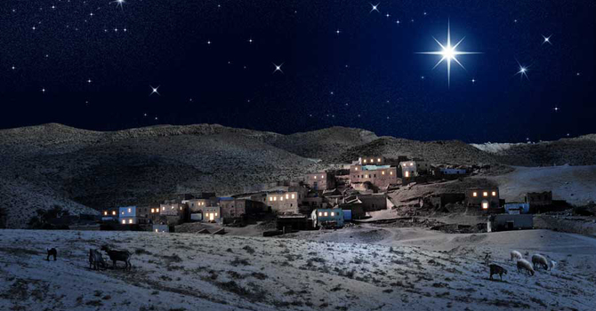Bishop David's Christmas message image