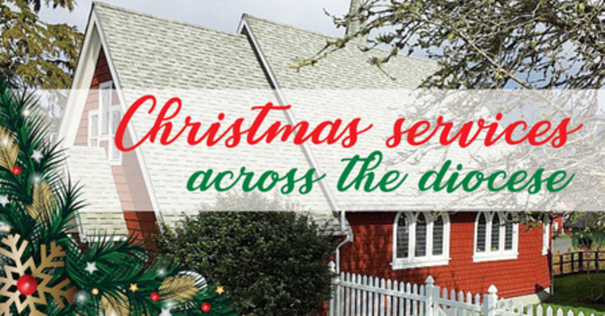 Christmas Services across the Diocese image