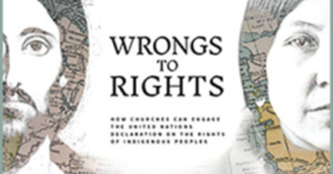 Wrongs to Rights Book Study