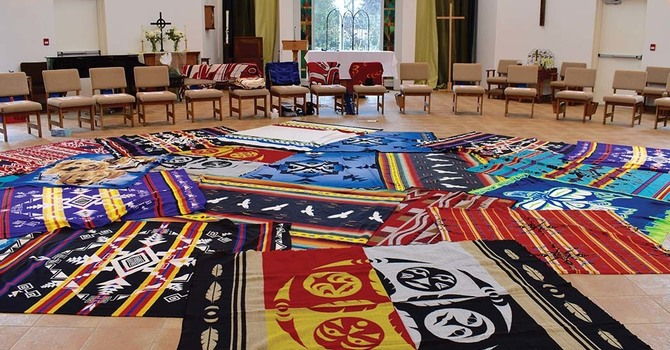 Kairos Blanket Exercise at St. Dunstan's - Report