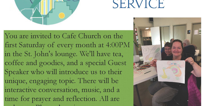 Café Church at St. John, NV