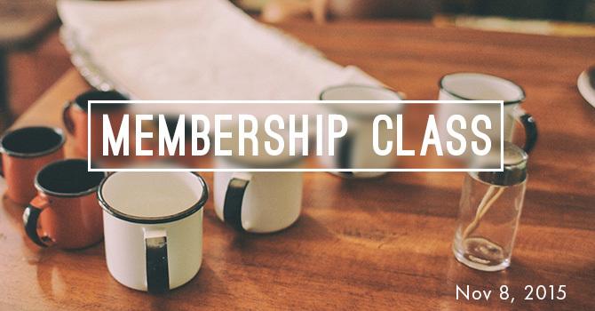 Membership Class  - Discovering KAC image