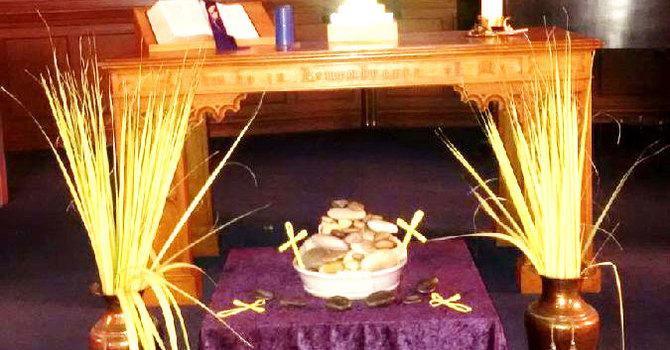 Palm Sunday ~to Good Friday image