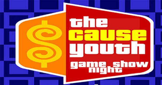 Youth Gameshow Night