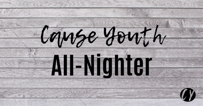 Youth All-Nighter