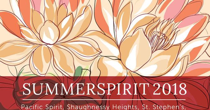 Summer Spirit  SCHEDULE image