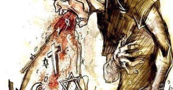 Toxic Religion
