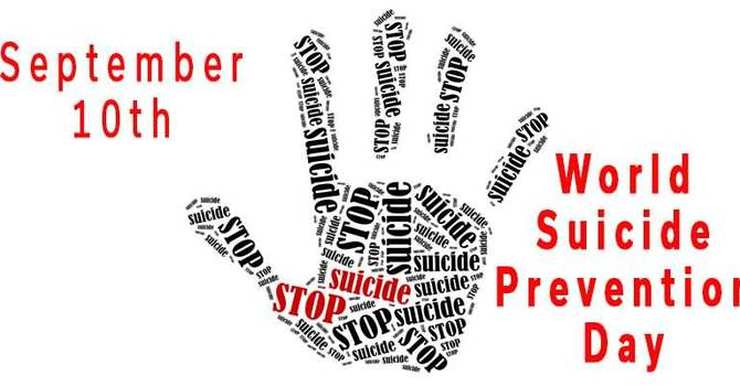 World Suicide Prevention Day  image