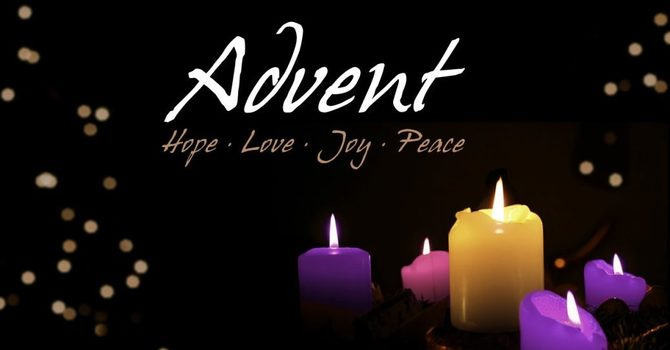 Advent - Zechariah