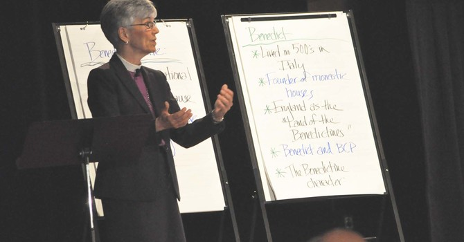 And Always We Begin Again: The 115th Synod of the Diocese of New Westminster image