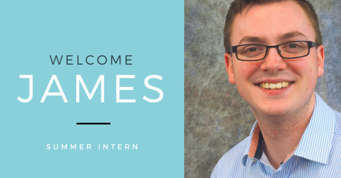Welcome James! image
