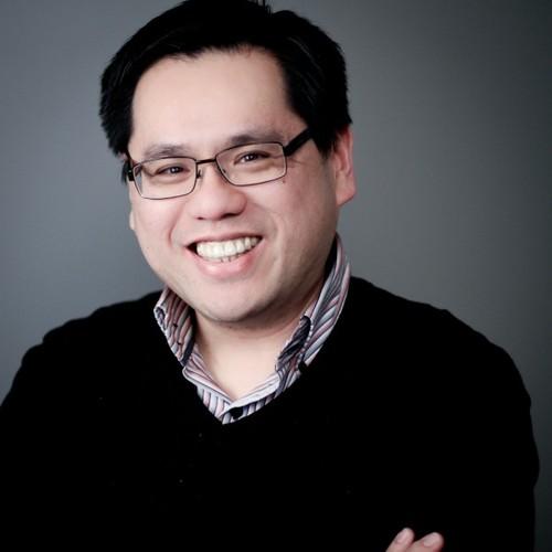 周振傑牧師 Rev. Joshua  Chow