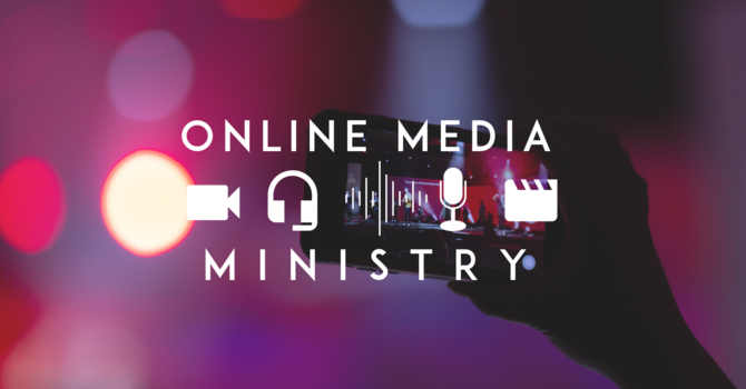 ONLINE MEDIA MINISTRY image