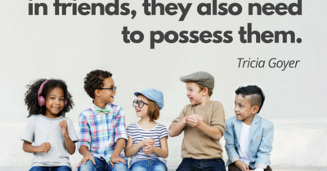 5 Traits of a Good Friend (& How to Help Kids Develop Them) image