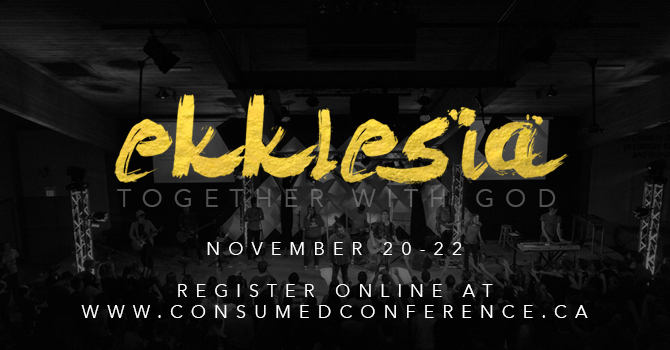 Consumed Conference 2015