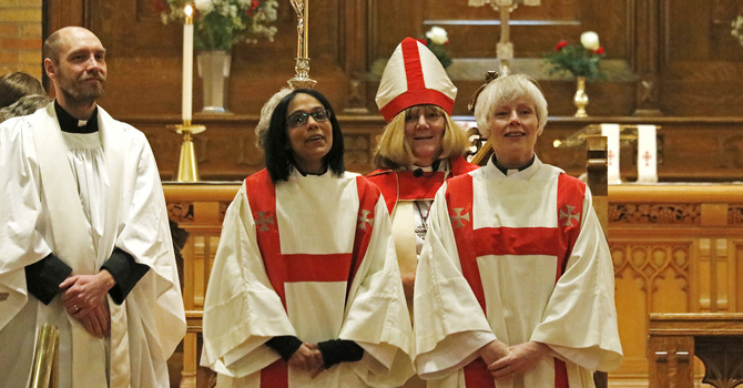 Service of Ordination image