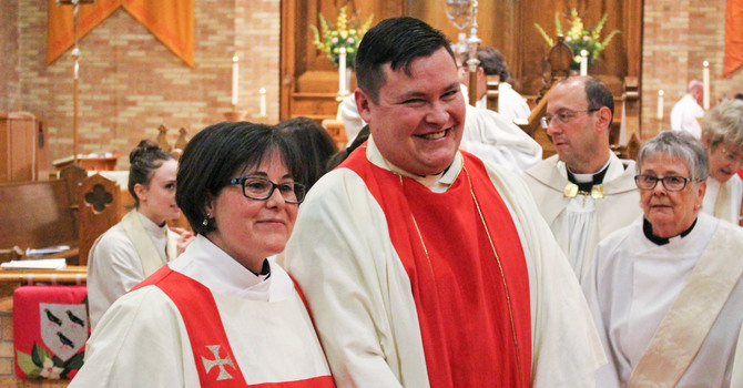Ordination of Deacon and Priest, January 25 image