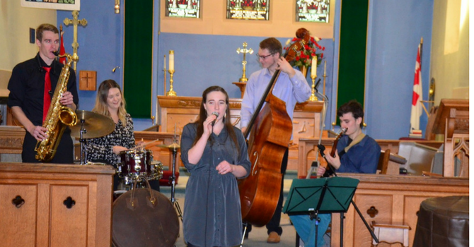 Wonderful afternoon of jazz music at St. Paul's Anglican Church image