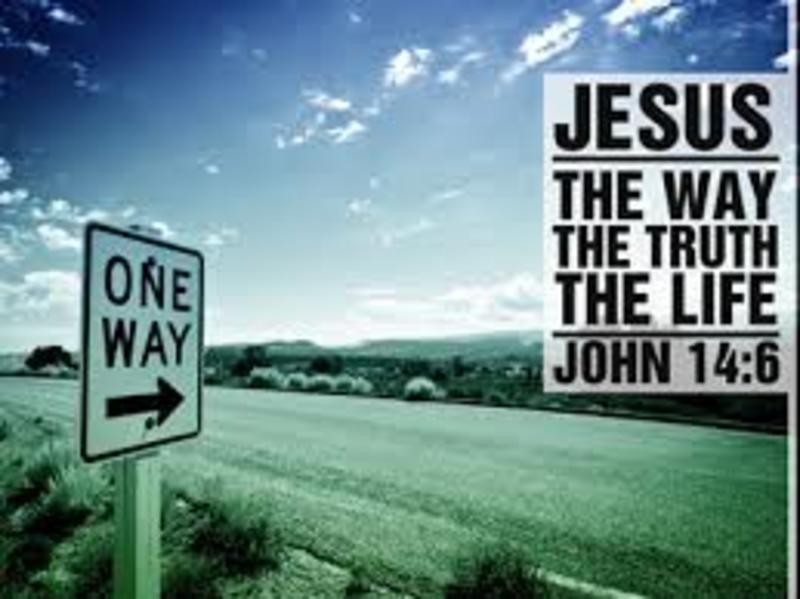 Jesus the One  or The One and Only