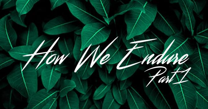 How we endure Part-1