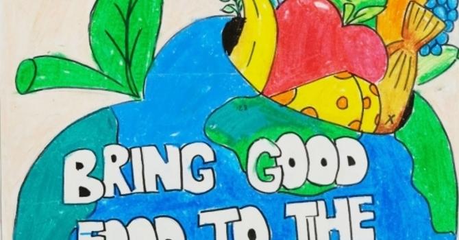 Sunday's Reflection on World Food Day image
