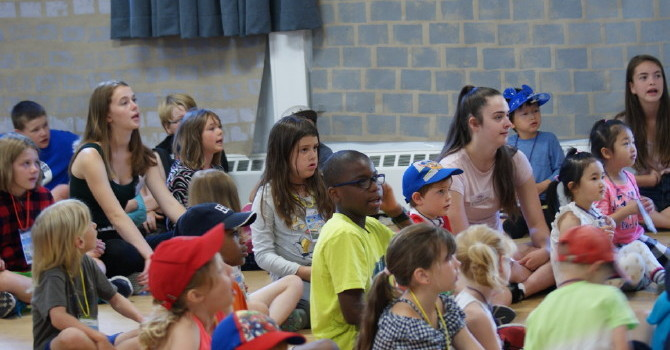 Amazing Journey Day Camp - Day Three - More Fun and Games! image