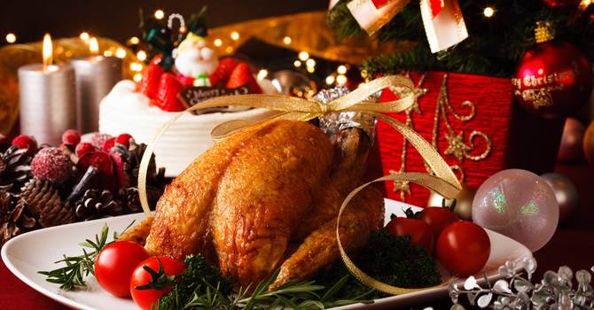 Youth Drop-In Christmas Dinner ~ Mon. Dec. 16, 2019 @ 2:30 pm image