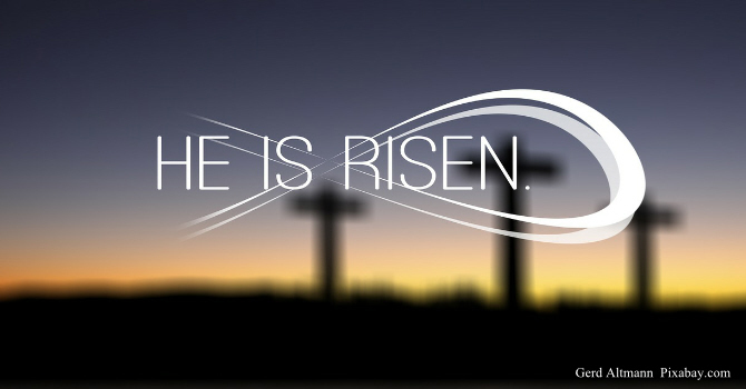 On-line Easter Sunday 10 a.m. Service image