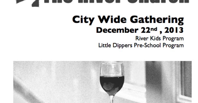 CWG Brochure - December 22nd  image