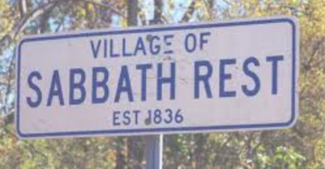 Prayer to Welcome the Sabbath image