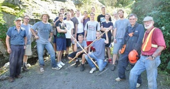 River Church Hosts Youth Service Project image