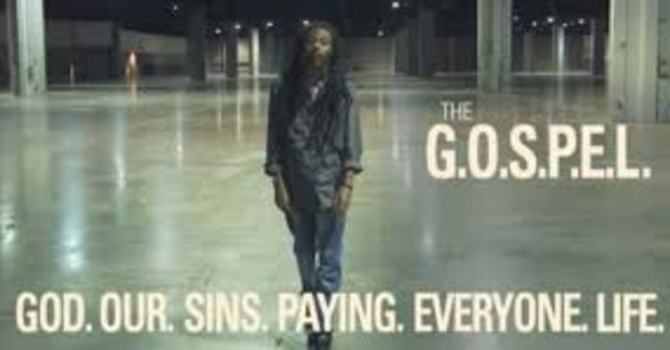 God. Our. Sin. Paying. Everyone. Life. image