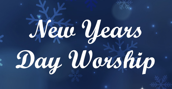 New Years Day Worship Service image