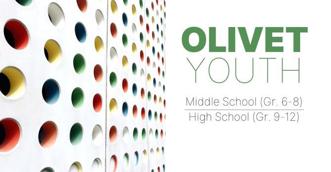 April 12, Olivet Youth image