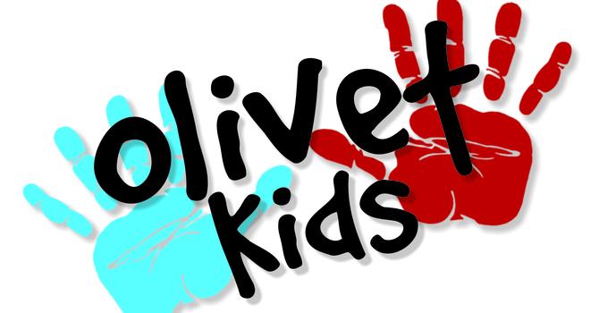 April 12 Olivet Kids on Easter Sunday image