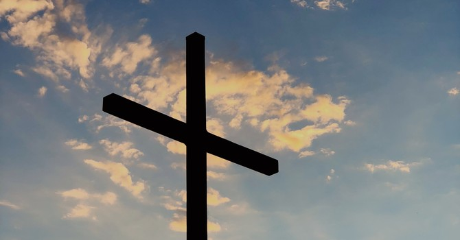 Good Friday, April 10, 2020 'The Stations of the Cross' or 'The Way of the Cross'. image
