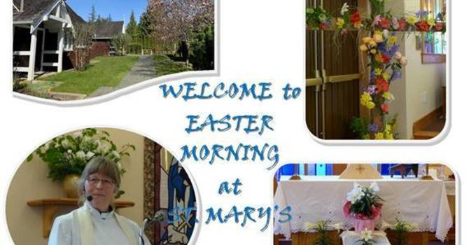 Easter Day Sermon image