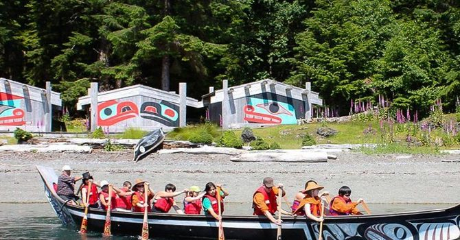 Supporting Stewardship through Cultural Rediscovery on Haida Gwaii image