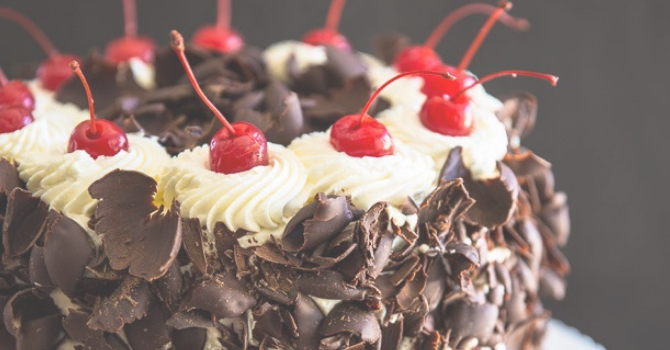 Black Forest Cake Campaign image