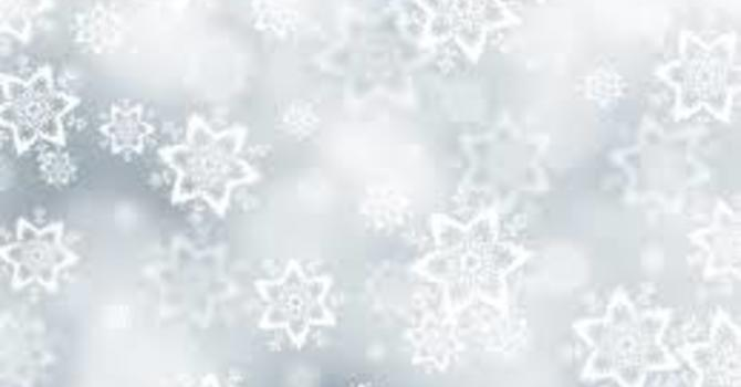 INCLEMENT WEATHER  image