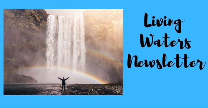 St Paul's February Living Waters Newsletter image