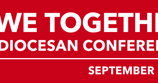 We Together Diocesan Conference image