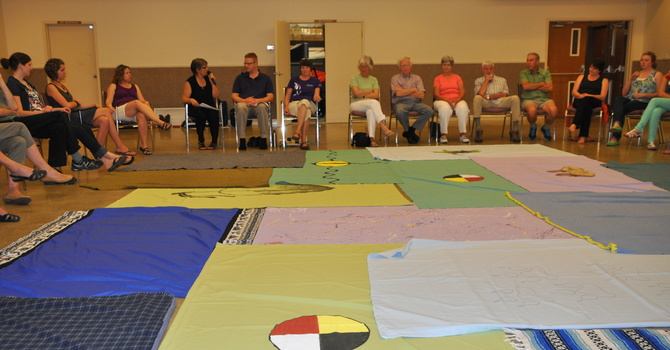 The Blanket Exercise image